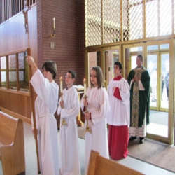 Have You Ever Considered Becoming an Altar Server?