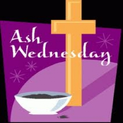 Ash Wednesday – Distribution of Ashes – Feb 26, 2020