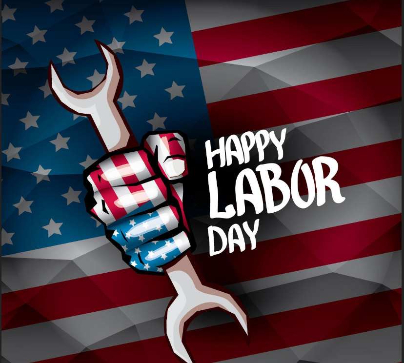 Labor Day - Parish Offices Closed