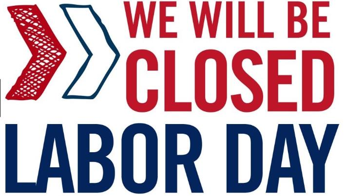 Labor Day - Parishes Offices Closed