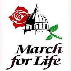 March for Life – Friday, Jan 18th