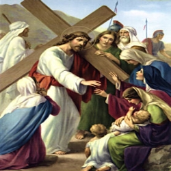 Living Stations of The Cross Needs Volunteers….