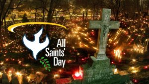 PARISH OFFICES CLOSED FOR ALL SAINTS DAY