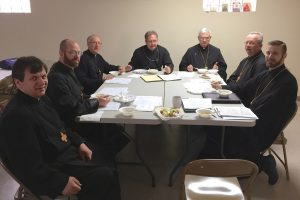 12:30pm Deanery Meeting -in the upstairs conference room