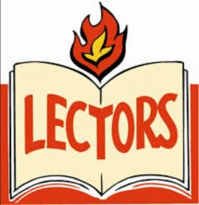 7pm St. Mary's Eucharistic Ministers & Lector
