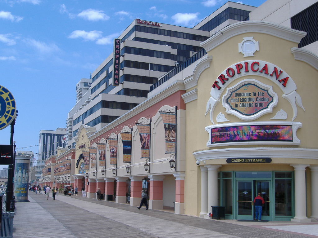 Tropicana Casino Bus Trip leaving from Holy Assumption 9:30 am Sharp!