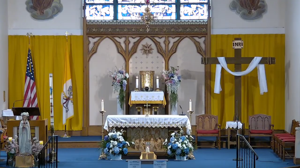 Mary Mother of the Church Parish – 24/7 Live Stream