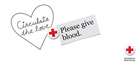 12:00 - 8:00 pm Blood Drive in the School Hall