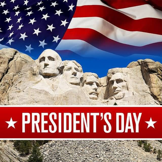 Parish Offices closed for President's Day